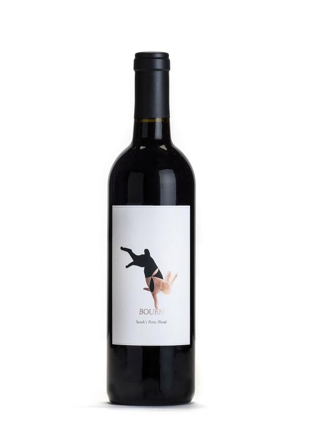 Chase Cellars BOURN Sarah's Petite Blend Bottle Preview