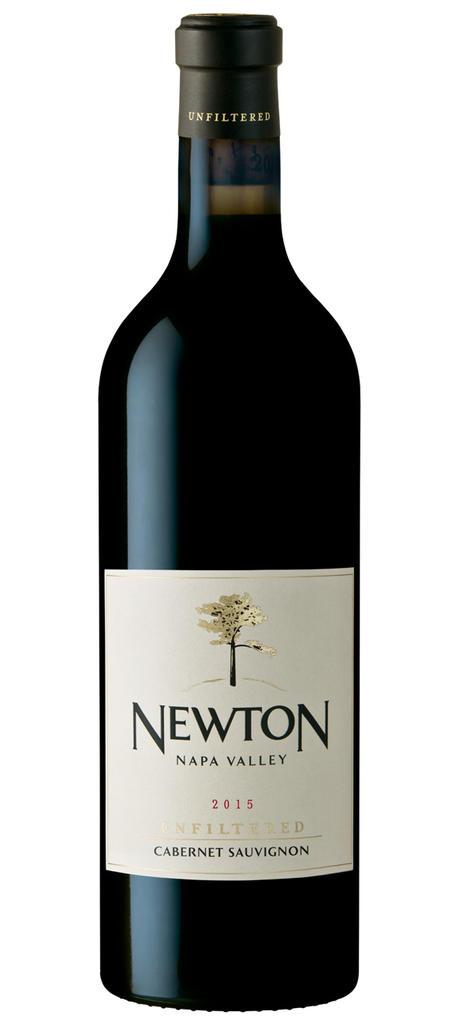 Newton Vineyard Unfiltered Cabernet Sauvignon Bottle Preview
