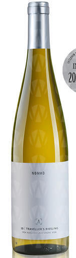 Hinterbrook Estate Winery Travellers Riesling