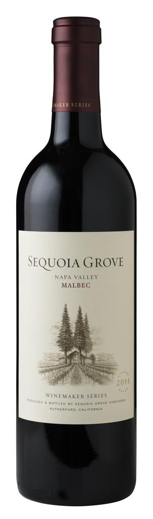 Napa Valley Malbec Bottle