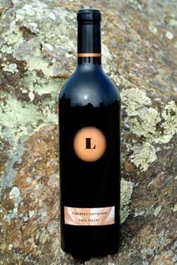 Lewis Cellars Cabernet Sauvignon Napa Valley Bottle Preview