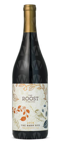 The Roost Wine Company Barn Red