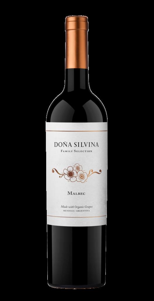 Doña Silvina Family Selection Malbec Bottle