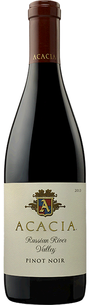 Acacia Vineyard Pinot Noir Russian River Bottle