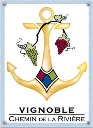 Vignoble Chemin de la Rivière Logo