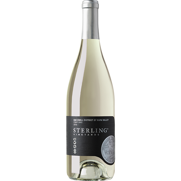 Sterling Vineyards Pinot Gris Napa Valley Bottle Preview