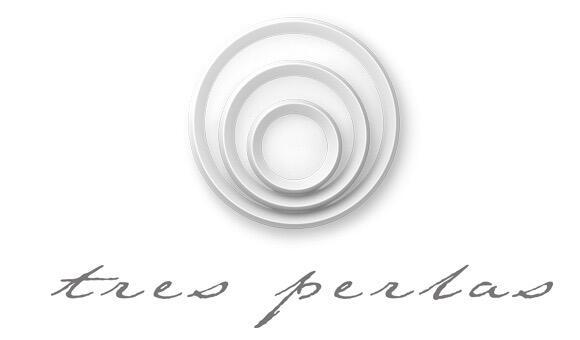 Tres Perlas Logo