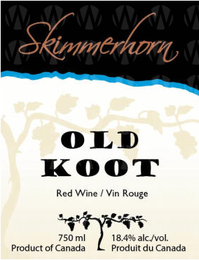 Skimmerhorn Winery & Vineyard Old Koot