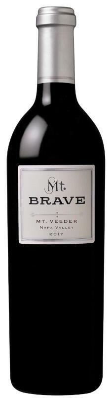 Mt. Brave Cabernet Sauvignon Bottle Preview