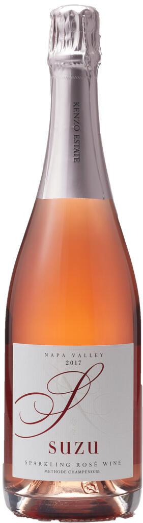 Kenzo Estate suzu Sparkling Rosé Bottle Preview