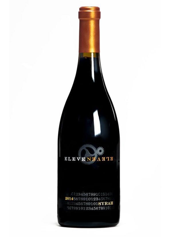 Eleven Eleven Wines OAK KNOLL SYRAH Bottle Preview