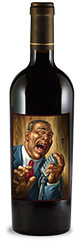 Behrens Family Winery Front Man Bottle Preview