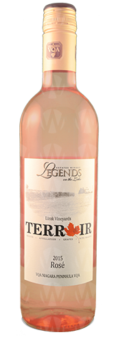 Legends Terroir Rosé