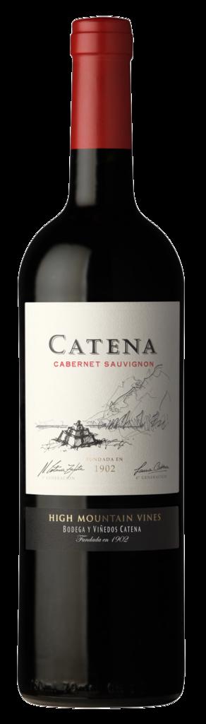 Catena Cabernet Sauvignon Bottle