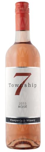 Township 7 Vineyards & Winery Rose