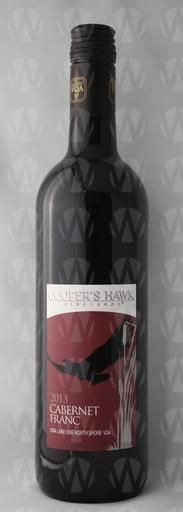 Cooper's Hawk Vineyards Cabernet Franc