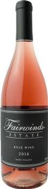 Fairwinds Estate Winery Rosé Bottle Preview