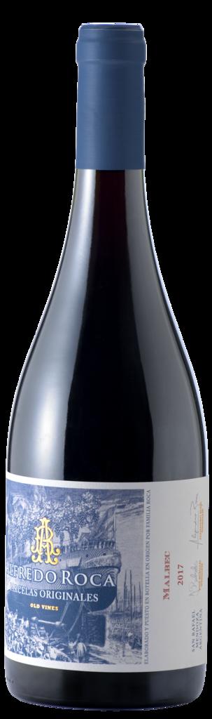 Alfredo Roca Parcelas Originales Malbec Bottle