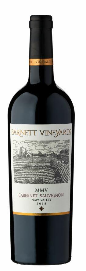 Barnett Vineyards MMV Mountain Meets Valley Bottle Preview