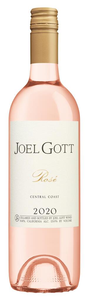 Joel Gott Wines Joel Gott Rosé Bottle Preview