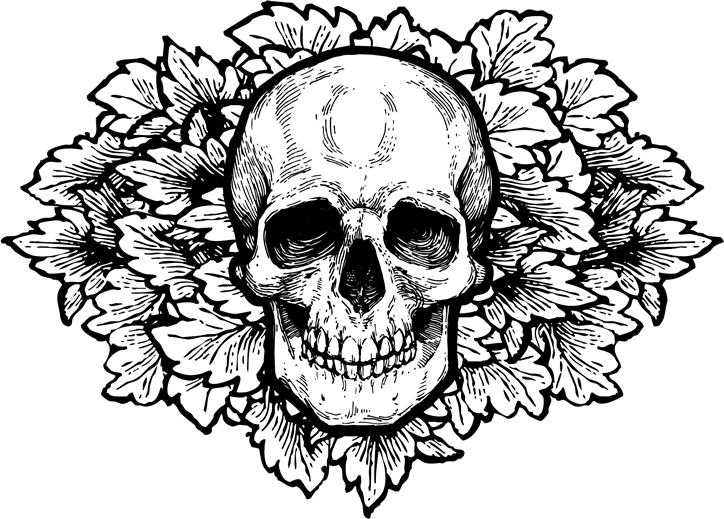 House of Bones Logo