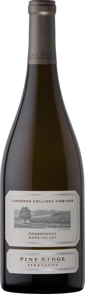Carneros Collines Vineyard Chardonnay Bottle