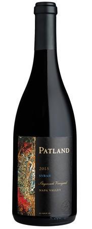 Patland Estate Vineyards Syrah Bottle Preview