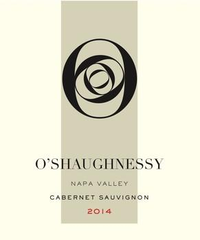 O'Shaughnessy Estate Winery Napa Valley Cabernet Sauvignon Bottle Preview