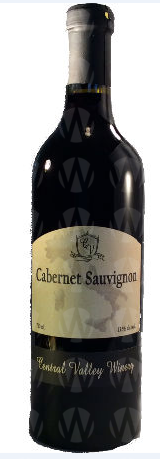 Central Valley Winery Cabernet Sauvignon Italian Edition