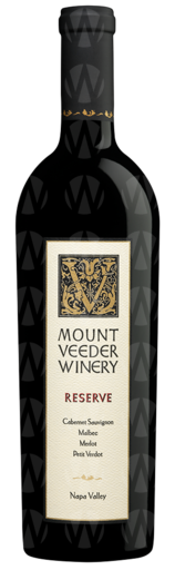 Mount Veeder Winery Mount Veeder Reserve Red Blend Napa Valley