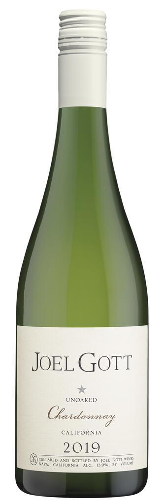 Joel Gott Wines Joel Gott California Unoaked Chardonnay Bottle Preview