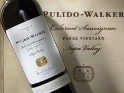Pulido~Walker Panek Vineyard Cabernet Sauvignon Bottle Preview
