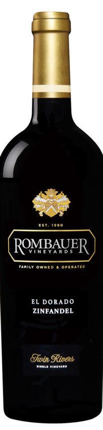 Rombauer Vineyards El Dorado (Twin Rivers) Zinfandel Bottle Preview