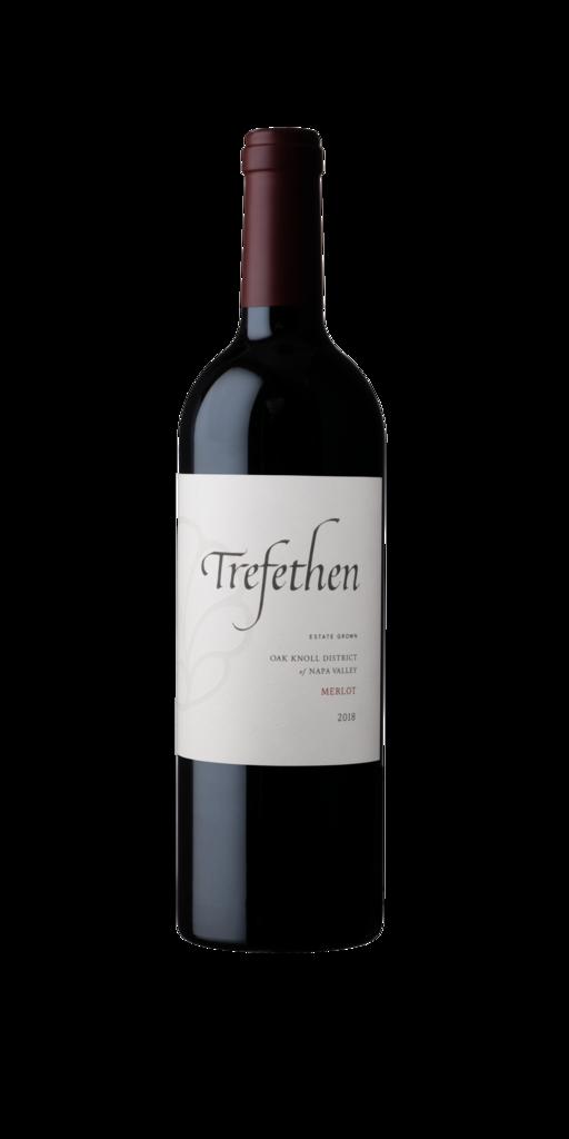 Trefethen Family Vineyards Merlot Bottle Preview