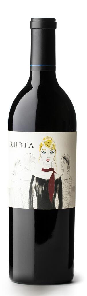 Rubia Wines Rubia Napa Valley Cabernet Sauvignon Bottle Preview