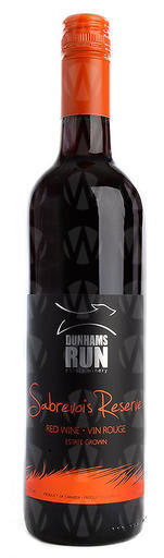 Dunhams Run Estate Winery Sabrevois Reserve