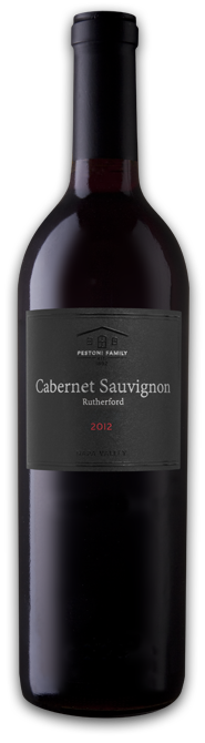 Pestoni Family Estate Winery Rutherford Estate Cabernet Sauvignon Bottle Preview