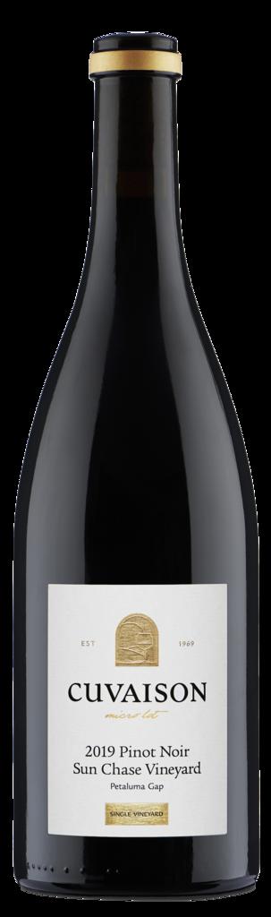 Cuvaison Pinot Noir, Sun Chase Vineyard Bottle Preview