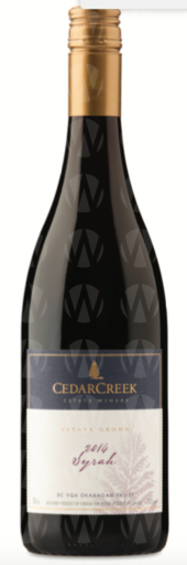 CedarCreek Estate Winery Syrah