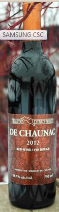 Waupoos Estates Winery De Chaunac