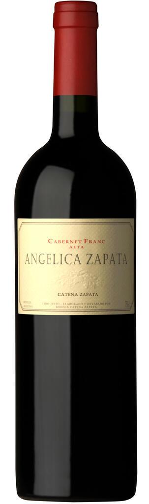 Bodega Catena Zapata Angélica Zapata Cabernet Franc Alta Bottle Preview