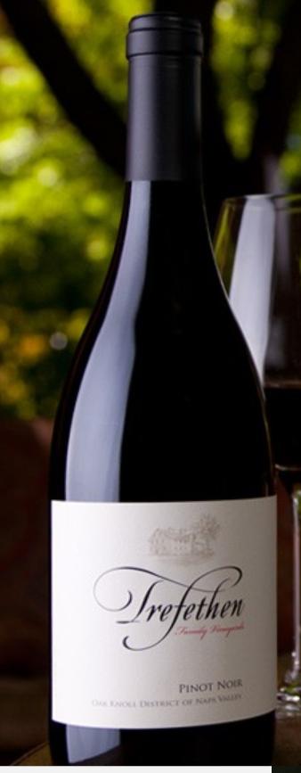 Trefethen Family Vineyards Pinot Noir Bottle Preview