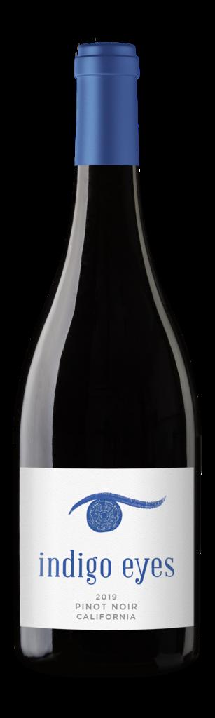Indigo Eyes Wines Indigo Eyes California Pinot Noir Bottle Preview