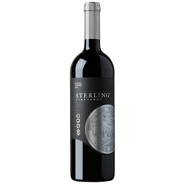 Sterling Vineyards Rockpile Zinfandel Bottle Preview