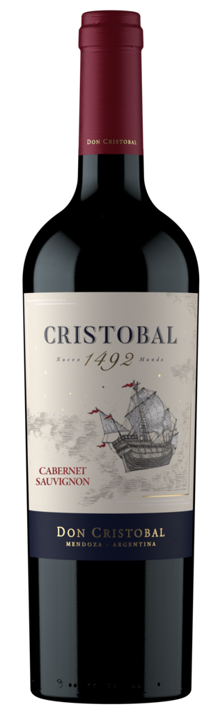 Bodega Don Cristobal Cristobal 1492 Cabernet Sauvignon Bottle Preview