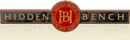 Hidden Bench Vineyards and Winery Logo