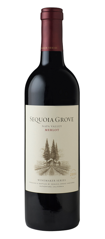Sequoia Grove Winery Napa Valley Merlot Bottle Preview