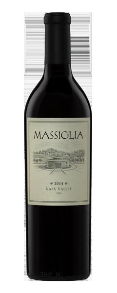 Marciano Estate Massiglia Red Wine Bottle Preview