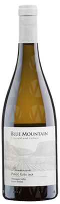 Blue Mountain Vineyard and Cellars Ltd. Reserve Pinot Gris