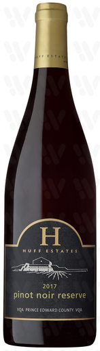 Huff Estates Winery Pinot Noir Reserve